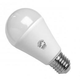 Λάμπα LED E27 A60 Γλόμπος 15W 230V 1470lm 260° Φυσικό Λευκό 4500k GloboStar 01695