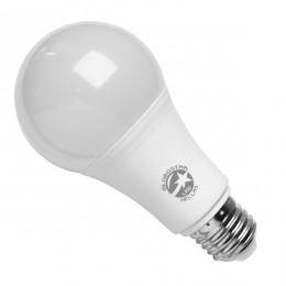 Λάμπα LED E27 A65 Γλόμπος 10W 230V 970lm 260° με Αισθητήρα Κίνησης Φυσικό Λευκό 4500k GloboStar 01680