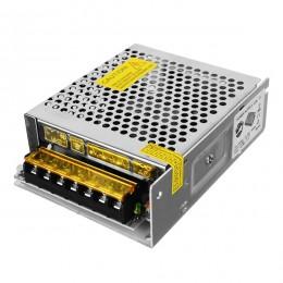 LED Ρυθμιζόμενο Τροφοδοτικό DC Switching 120W 24V 5 Ampere IP20 GloboStar 77460