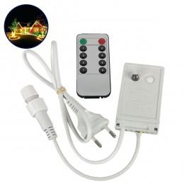Ασύρματος Controller IP44 AC/DC 230 Volt για έως 100 μέτρα Φωτοσωλήνα LED GloboStar 22639