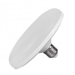 Λάμπα LED E27 UFO F120 22W 230V 2200lm 180° Ψυχρό Λευκό 6000k GloboStar 78023