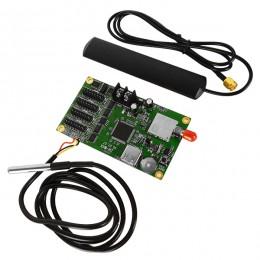 Ασύρματος Controller WiFi ZH-M4X με Είσοδο USB και Αισθητήρα Θερμοκρασίας για RGB Κυλιόμενη Πινακίδα LED GloboStar 91107