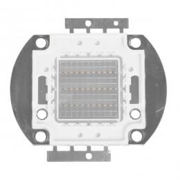Υψηλής Ισχύος COB LED BRIDGELUX 30W 32V 1800lm Κόκκινο GloboStar 46308