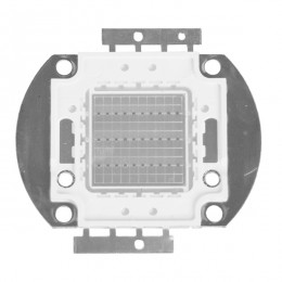 Υψηλής Ισχύος COB LED BRIDGELUX 30W 32V 1800lm Πράσινο GloboStar 46309