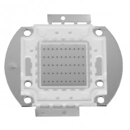Υψηλής Ισχύος COB LED BRIDGELUX 50W 32V 3000lm Μπλε GloboStar 46313