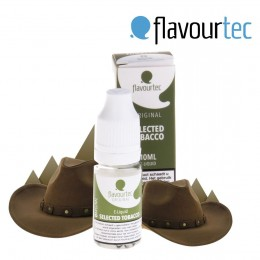 Flavourtec Selected Tobacco 10ml 06mg
