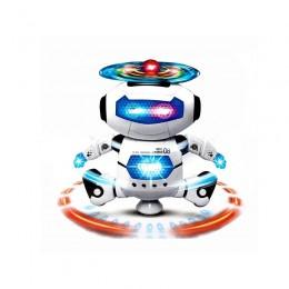 Παιδικό Διαστημικό Ρομπότ Χορού με LED Φωτισμό και Μουσική SPM VL2892