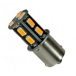 Λαμπτήρας LED 1156 13 SMD 5630 Πορτοκαλί GloboStar 81212