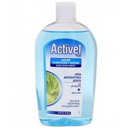 Activel Plus Λοσιόν Καθαρισμού Χεριών 500ml