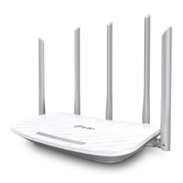 TP-LINK AC1350 Wireless Dual Band Router ARCHER C60, dual band, Ver. 3.0