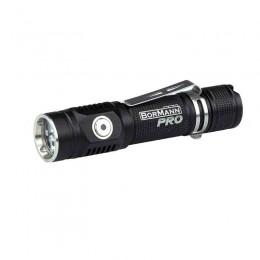 BORMANN Pro BPR6035 Επαναφορτιζόμενος Φακός XPG LED, ΑΔΙΑΒΡΟΧΟΣ