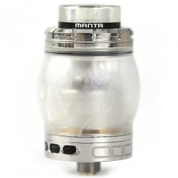 Advken Manta RTA Resin Version 24mm Silver