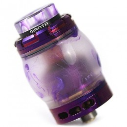 Advken Manta RTA Resin Version 24mm Purple