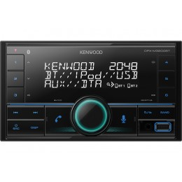 Kenwood DPX-M3200BT Digital Media Receiver with Bluetooth built-in, Amazon Alexa ready