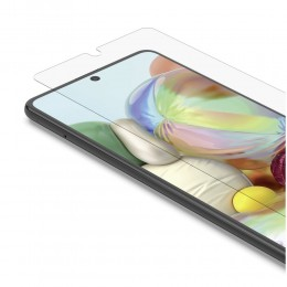 Belkin OVB008zz ScreenForce Tempered Glass A71 with easy tray