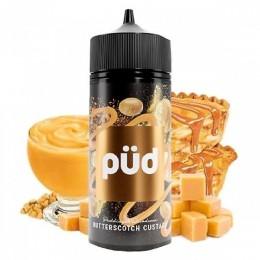 Joe's Juice Flavor Shot Pud Butterscotch Custard 120ml