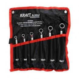 Σετ Πολύγωνα Κλειδιά 6 τμχ Kraft&Dele KD-10928