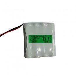 KONNOC 4/AAΑ 650ΜΑΗ 4.8V Μπαταρία για ασύρματα τηλέφωνα με καλώδιο