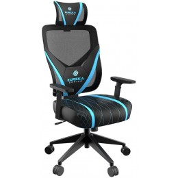 Gaming Καρέκλα - Eureka Ergonomic® ONEX GE300-Blue/Black