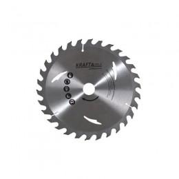 Δίσκος Κοπής Ξύλου 230 x 22.23 mm με 24 Δόντια για Κυκλικά Πριόνια Τραπεζιού Kraft&Dele KD-1029