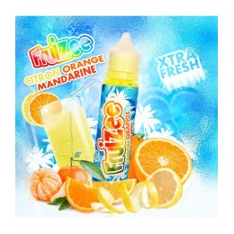 ELiquid France Fruizee Flavor Shot Lemon Orange Mandarine 30ml/70ml