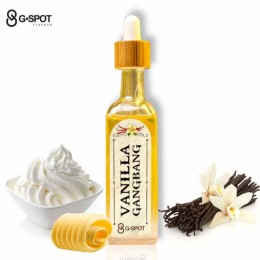 G Spot Flavour Shot Vanilla Gang Bang 20ml/60ml