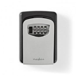NEDIS KEYCC01GY Key Safe Combination Code Lock Aluminium Alloy
