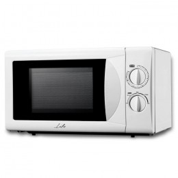 LIFE MICROWAVE OVEN 20L, WHITE COLOR