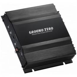 Ground Zero GZIA 2080HPX-B (2 x 80WRMS) Δικάναλος Ενισχυτής