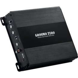 Ground Zero GZIA 2130HPX  2 x 130Watt RMS/2Ω