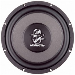 Ground Zero GZTW 30TX 12'' Subwoofer 400Watt RMS (DVC 2Ω)