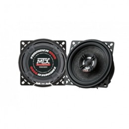 MTX T6C402  (4''-10cm) Ισχύος 45WRMS/4Ω Ζεύγος Ομοαξονικών Ηχείων