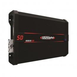Soundigital SD6500.1D EVO Μονοκάναλος ενισχυτής με συνολική ισχύ 8489 Watt RMS στα 14,4 @ 1Ω