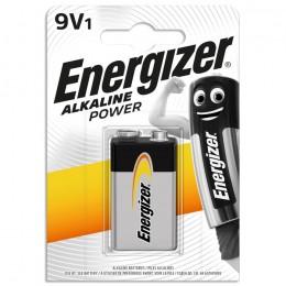 ENERG. 9V-9B-6LR61 ALKALINE POWER F016619