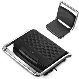 LIFE DIAMOND Sandwich toaster with grill plates,750W