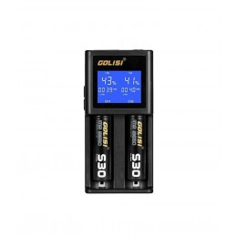 Golisi S2 2,0A Smart Charger with LCD Screen