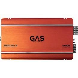 Gas Car Audio Beat 80.4
