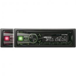 Alpine CDE-190R Ράδιο CD/USB/AUX