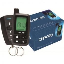 Clifford Matrix 1X (Model 3305X) Συναγερμός Αυτοκινήτου Με Τηλεειδοποίηση