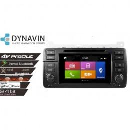 Dynavin N6-E46 Multimedia OEM Για BMW Σειρά 3