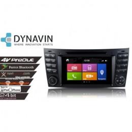 Dynavin N6-MBE Multimedia OEM Για Mercedes-Benz E-Class (W211) - CLS (W219)