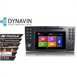 Dynavin N6-SLK Multimedia OEM Για Mercedes-Benz SLK R171