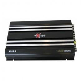 Excalibur Χ280.4 Τετρακάναλος Ενισχυτής 1120 watt