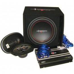 Excalibur Trunkpack X2 2000 Watt