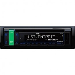 JVC KD-R481 Ράδιο CD/USB/AUX Για Σύνδεση Με Android Συσκευές