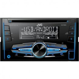 JVC KW-R520 2DIN Ράδιο CD/USB Και Σύνδεση Με Android Συσκευές