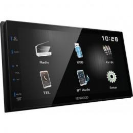 KENWOOD DMX-110BT 6.8 ιντσών / USB / BT ΟΘΟΝΗ 2 DIN -KAI ΔΩΡΟ  USB 8GB...!!!!