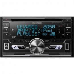 KENWOOD DPX-7100DAB RADIO CD/USB/BT 2DIN 4X50W