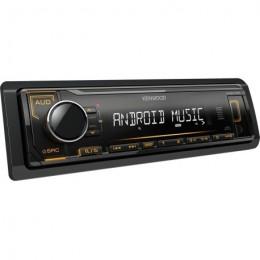 Kenwood KMM-104AY Ράδιο USB/AUX Με Πορτοκαλί Φωτισμό -...!!!