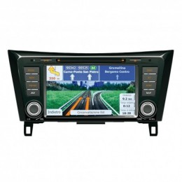 Macrom M-OF7060 Multimedia OEM Για Nissan Qashqai J11 / X-Trail T32